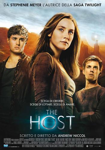 The host - L'ospite film