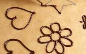 disegnare cioccolato 1