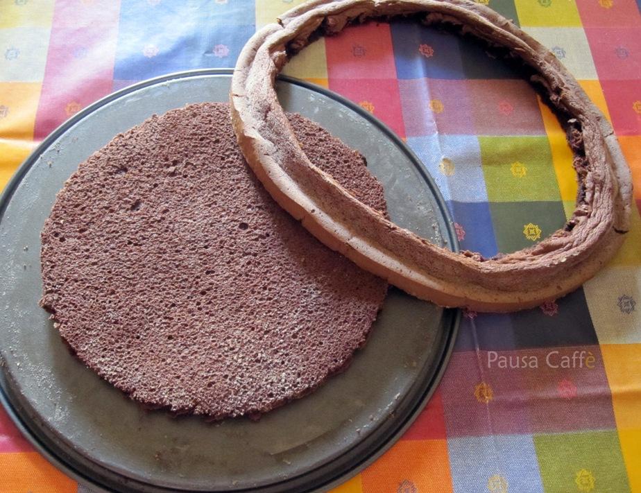 Favoloso Base di biscotto al cacao per dolci e torte (senza farina) | Pausa  FY79