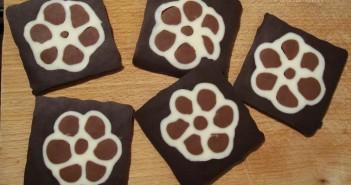 Decorazioni tre cioccolati (9) F