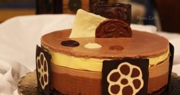 Torta bavarese 3 cioccolati (9) F