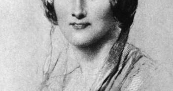 Elizabeth-Gaskell-ritratta-da-George-Richmond-nel-1851