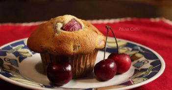 muffin ciliegie (20) F