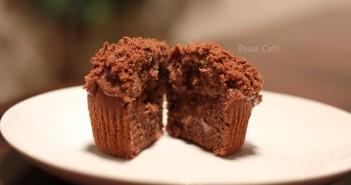 Muffin ripieni al cioccolato (5) F