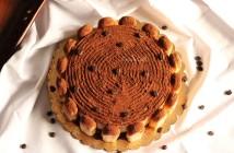 Torta bavarese tiramisù (8) F
