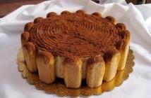 Torta bavarese tiramisù (9) F