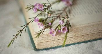 books-flowers-Favim.com-488330