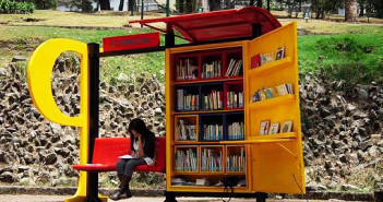 libreria al parco