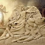 sculture di sabbia Jesolo 9
