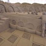 sculture di sabbia Jesolo 12