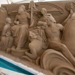 sculture di sabbia Jesolo 15