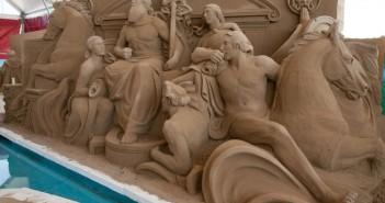 sculture di sabbia Jesolo 14