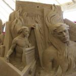 sculture di sabbia Jesolo 13