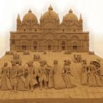 sculture di sabbia jesolo 4