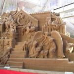 sculture di sabbia Jesolo 8