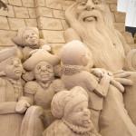 sculture di sabbia jesolo 7