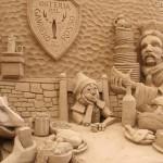 sculture di sabbia jesolo 5