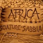 sculture di sabbia jesolo 2006