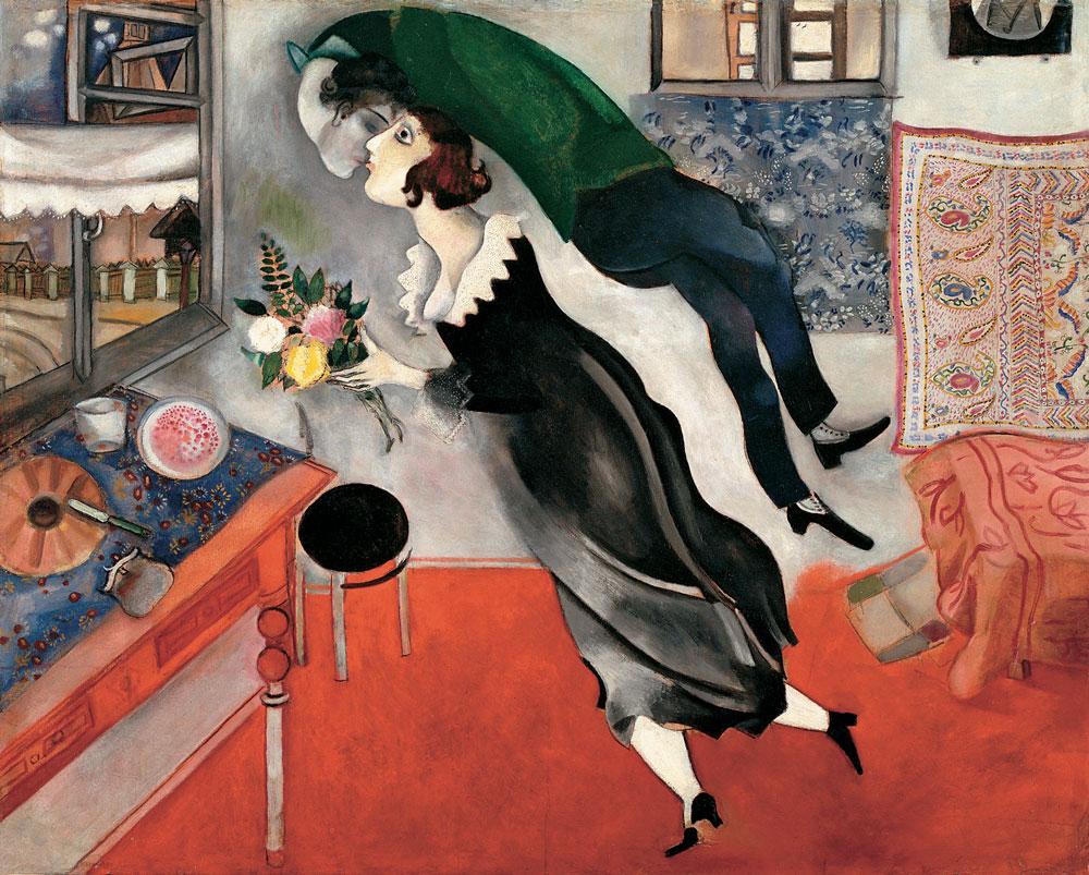 Chagall,-''Compleanno''--(3)