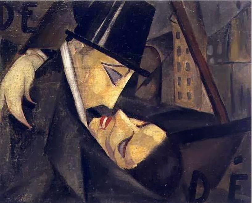 Lempicka, ''Il bacio''