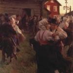 Anders Zorn - Danza di mezza estate