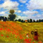 Claude Monet – Les Coquelicots