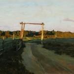 Isaac Levitan – Summer Evening, 1899