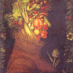 Giuseppe Arcimboldo - L'estate 1573