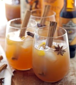 Autunno speziato al rum e sidro di mele