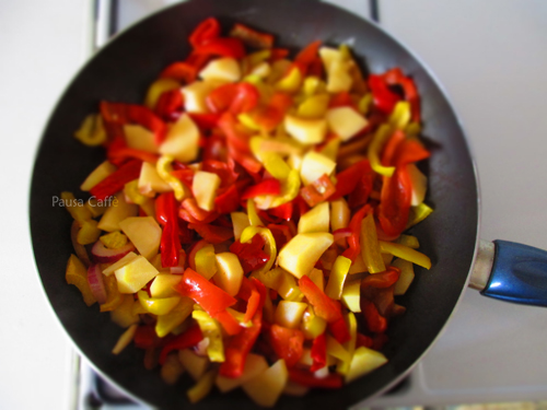 Peperonata in agrodolce (10) F