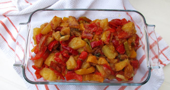 Peperonata-in-agrodolce-(2)