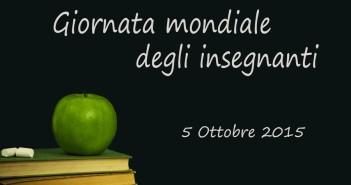 giornata mondiale degli insegnati ita