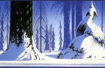 Eyvind Earle winter-1981