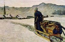 Giovanni Segantini - Ritorno dal bosco