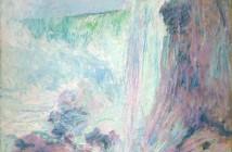John Henry Twachtman Niagara Falls