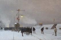 Luigi Loir Prima dell'imbarco (1893)