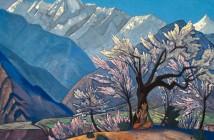Nicholas Roerich krishna-spring-in-kulu-1930