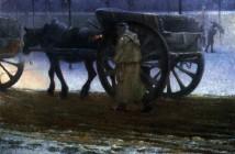 Nils Kreuger Tempo di neve