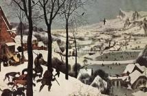 Pieter Brueghel il giovane Cacciatori nella neve