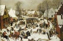 Pieter Brueghel il giovane Strage degli innocenti