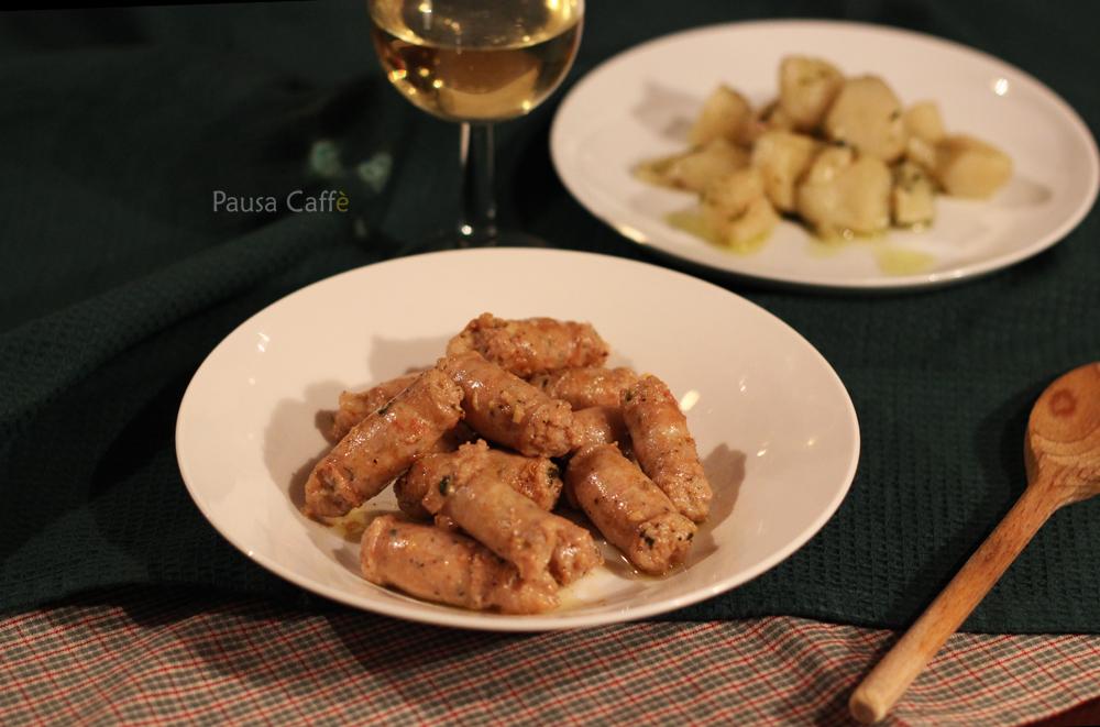salsiccia in padella (3) F