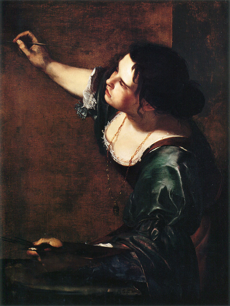 Autoritratto come allegoria della Pittura , 1638-39, Royal Collection, Windsor