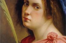 Autoritratto come martire, collezione privata