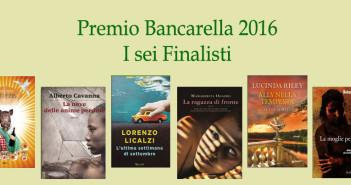 Premio Bancarella 6 finalisti