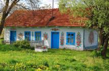 Zalipie-painted-village3
