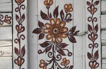 zalipie poland painted village flowers 2
