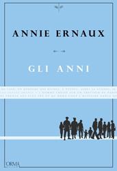 Annie Ernaux gli anni