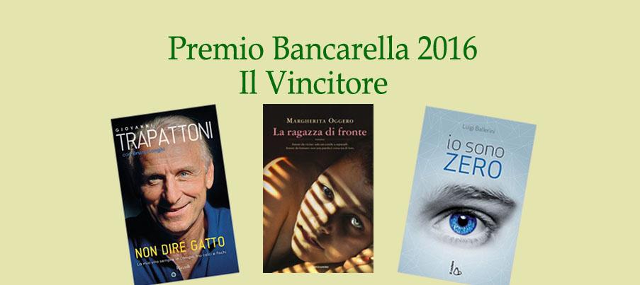 Premio Bancarella finale