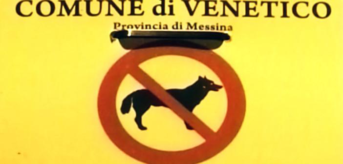 Venetico, divieto di transito per cani
