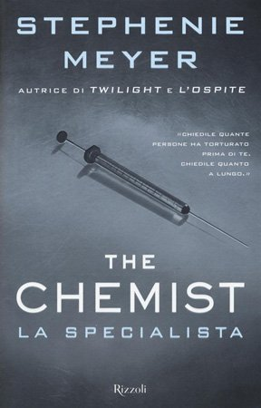 The Chemist - La specialista 450